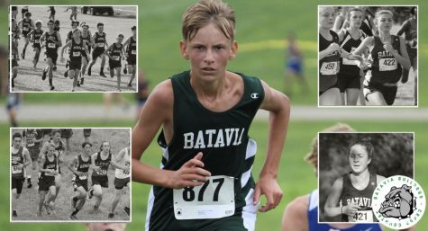 Cross Country team adjusts to covid 19 guidelines